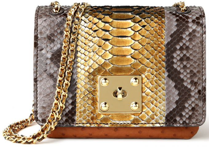 All about women's branded clutch bag