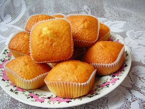 How to cook orange muffins