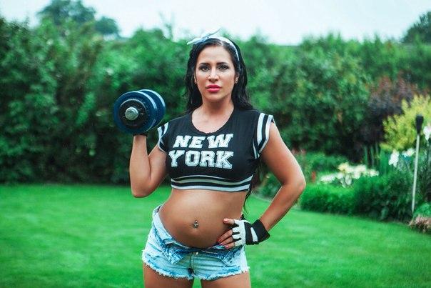 Спорт во время беременности у женщин