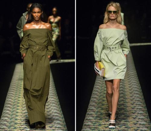 Major trends summer fashion 2016