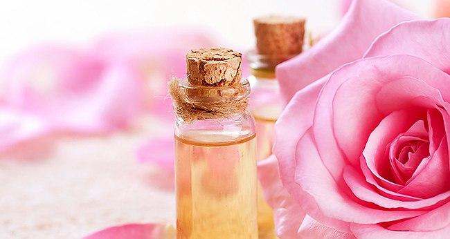 Масло из роз своими руками