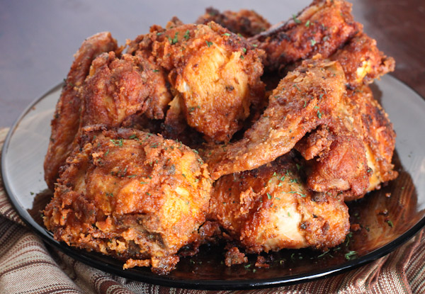 Южный жареный цыпленок