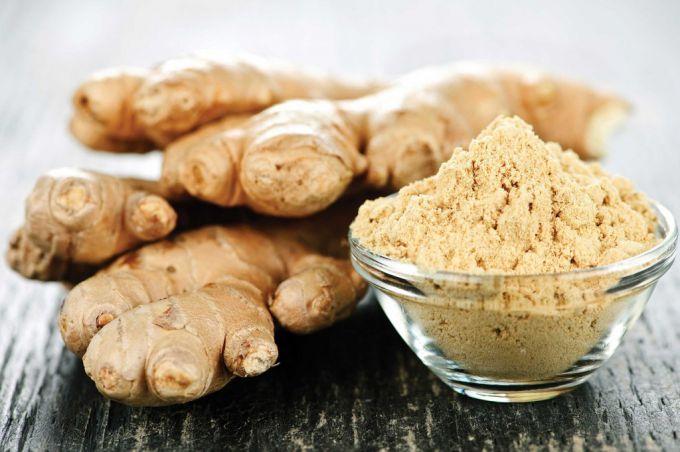 Health elixir – ginger root