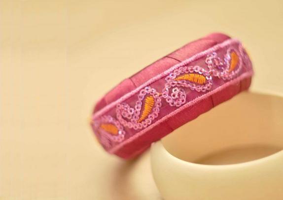 Bright bracelet in 5 minutes