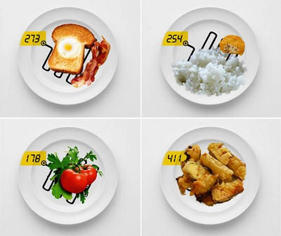 Diets calorie counting - help in accelerating metabolism