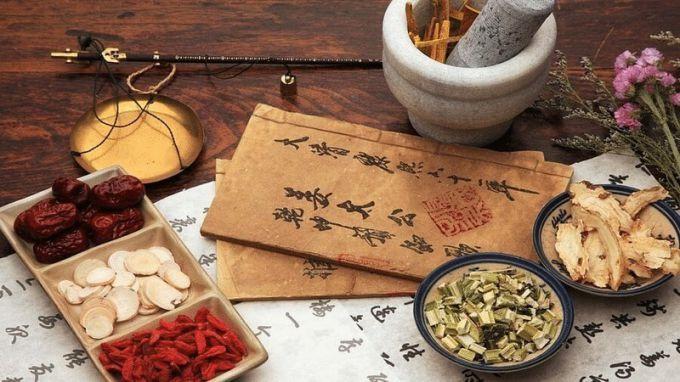 The origins of Oriental medicine