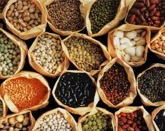 The use of legumes in cooking
