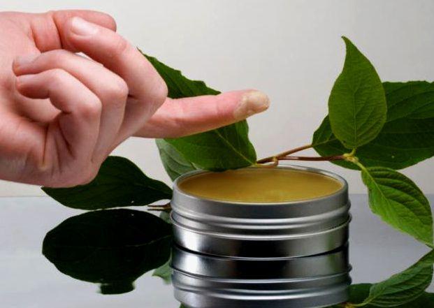 Как лечить псориаз солидолом