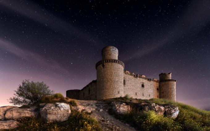 10 самых красивых замков в мире