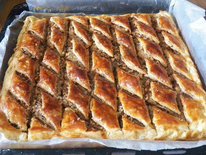 Как приготовить арабскую пахлаву
