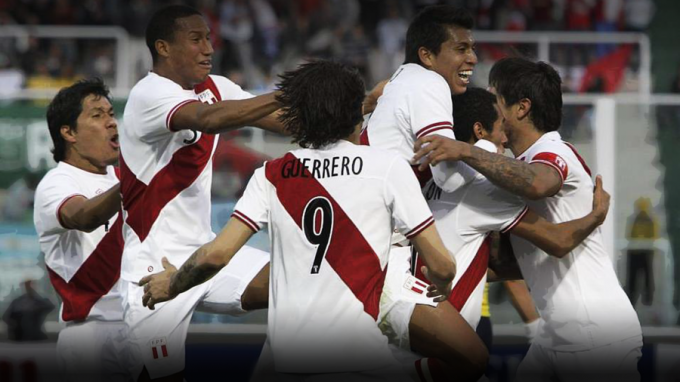 Копа Америка 2016: обзор игры Гаити - Перу