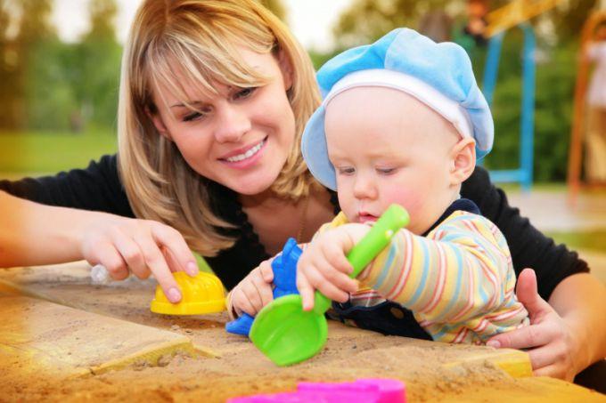 Няня для вашего ребенка — отношения ребенка и няни