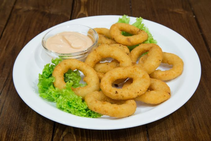 How to cook a flavorful onion rings