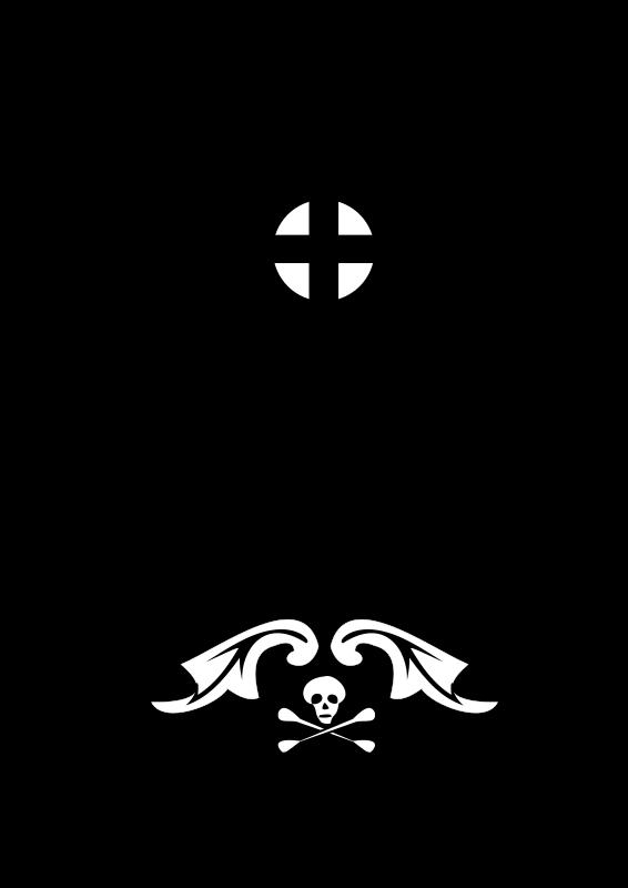 Отчего под крестом Иисуса Христа изображается череп с костями
