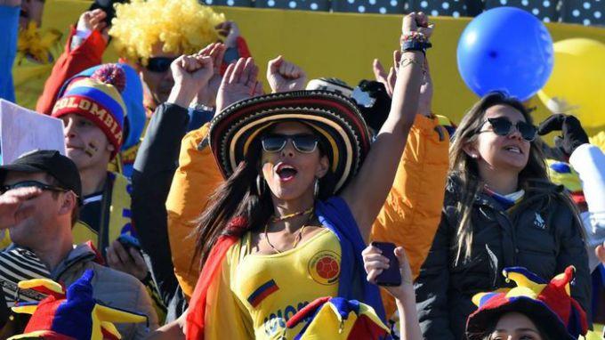 Кубок Америки 2016: обзор матча Колумбия - Парагвай