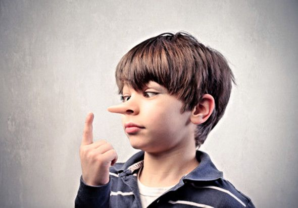 Почему ребенок врет своим родителям? почему дети врут родителям