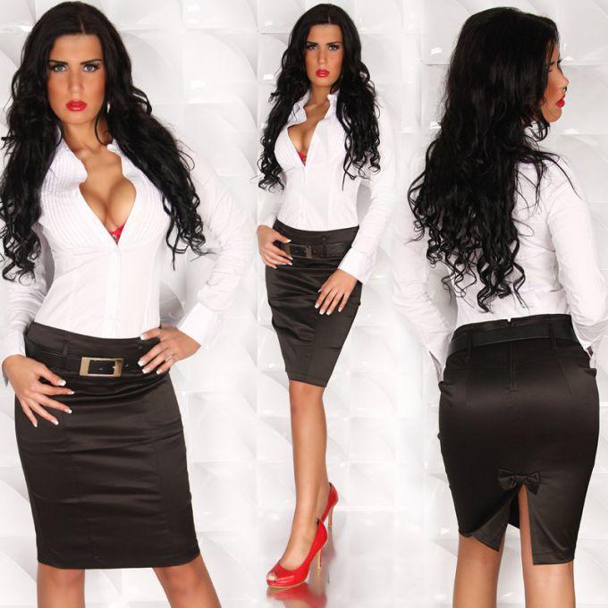 Pencil skirt - a wardrobe of fashionistas