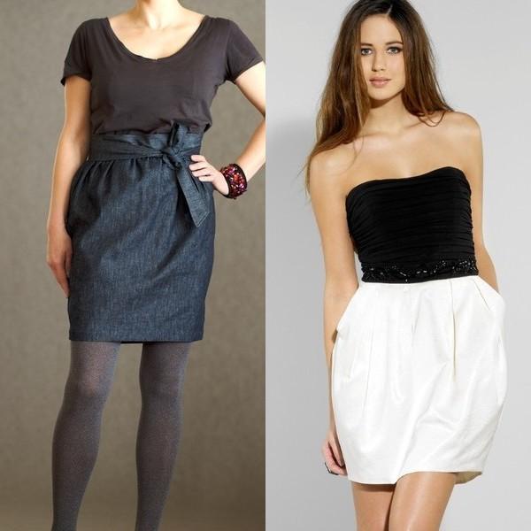 The Tulip skirt. Popular style