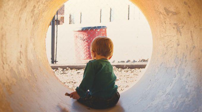 Замкнутость ребенка