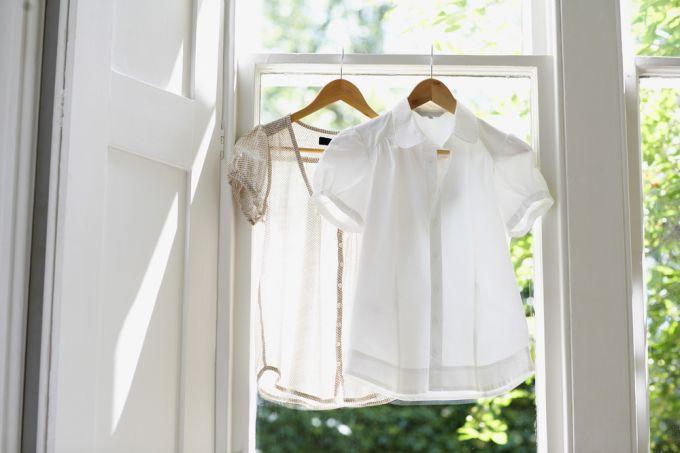 Белее-белого: как ухаживать за одеждой ясных тонов