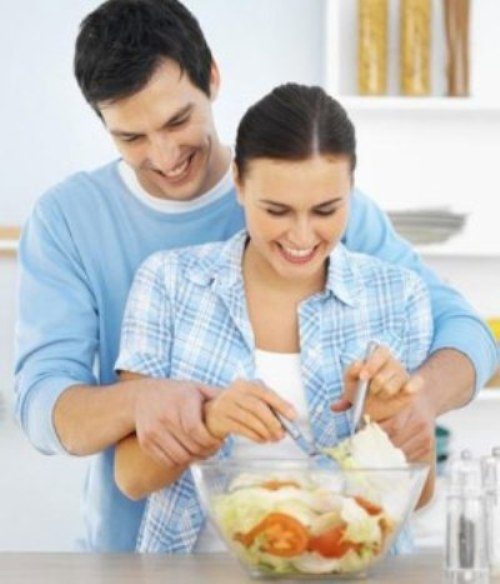 Как разделить семейные обязанности