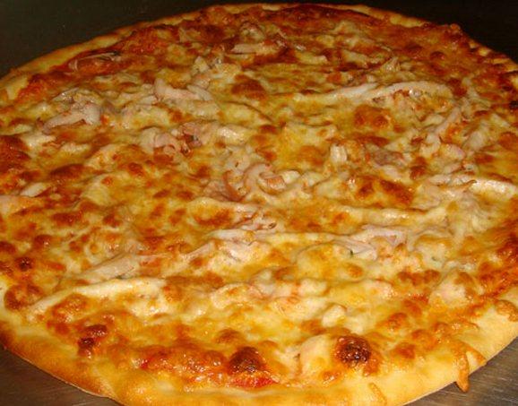 Пицца с кальмарами рецепты с фото