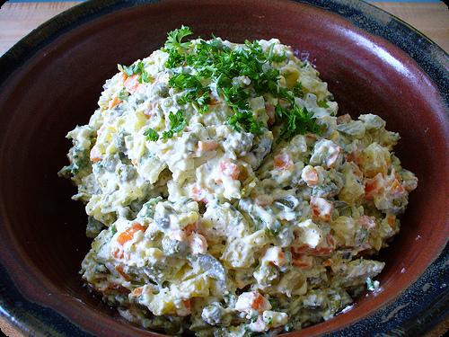"Salad ""Russian"""