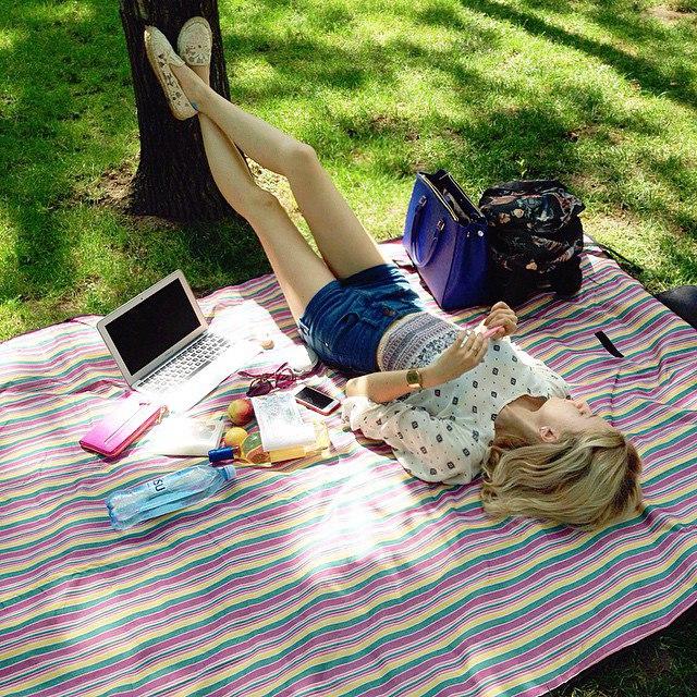 Чем заняться в период летних каникул