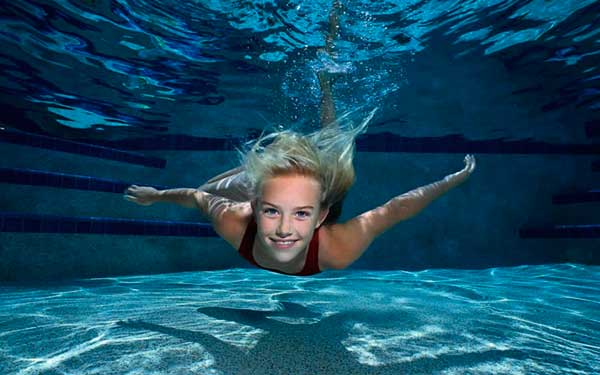 Плавание — полезный вид спорта