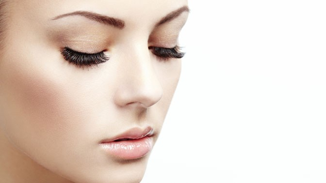 3 Board for beautiful and long eyelashes