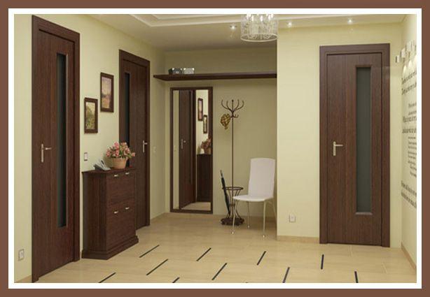Какие двери выбрать для комнаты