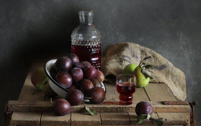 Готовое вино
