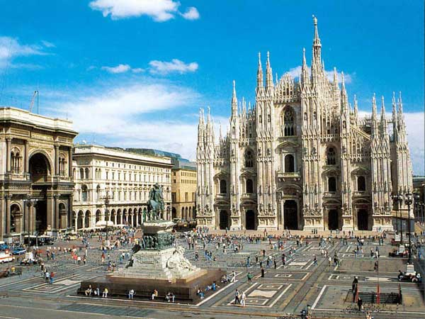 Milan - a city in the embrace of fashion