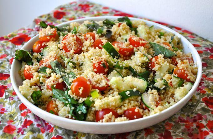 """Salad """"Genghis Khan"""""""