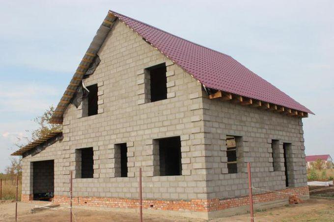 Как спроектировать дом из керамзитобетонных блоков