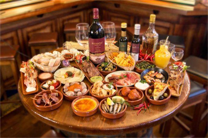 Особенности кухни Испании