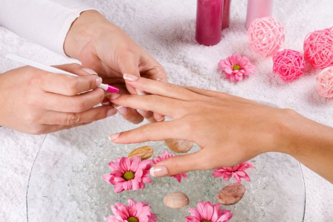 3 secret healthy nails