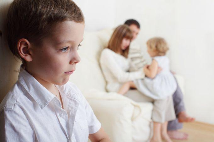 Появление второго ребенка в семье — помеха для первоклассника
