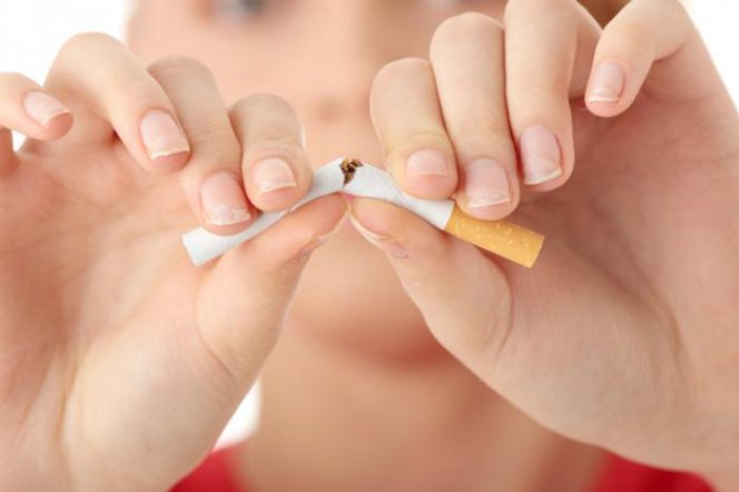 Changes in the body after quitting Smoking