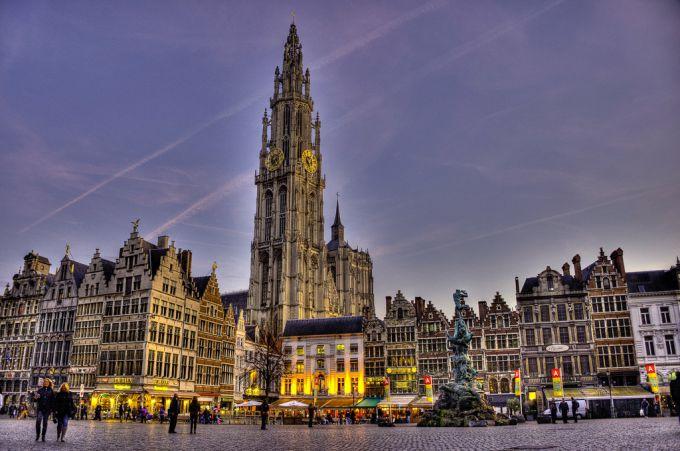 что посмотреть в Антверпене