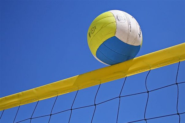 Волейбол — одна из самых популярных игр в России