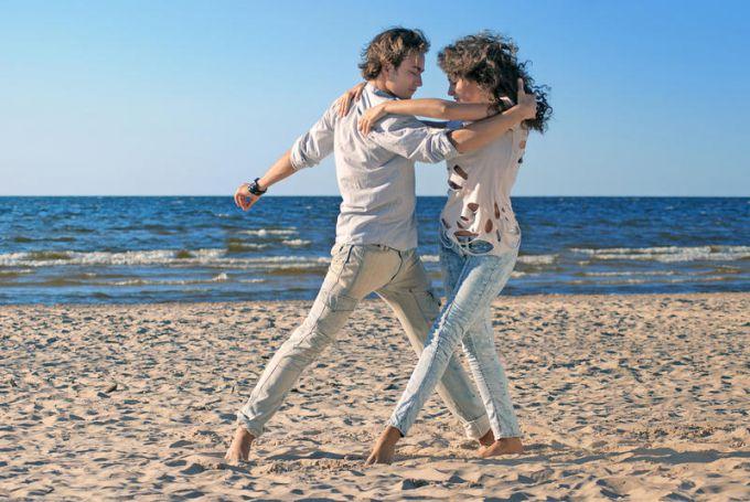 Социальные танцы – красивая разрядка
