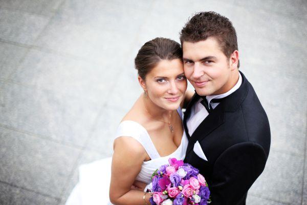 Отношения молодой семейной пары