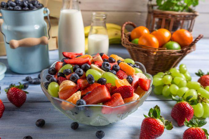 Здоровое питание – залог крепкого здоровья