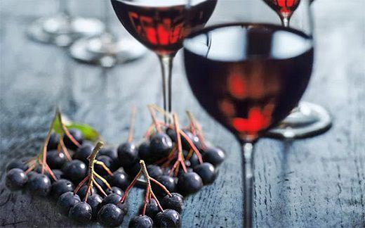 Домашнее вино из черноплодки