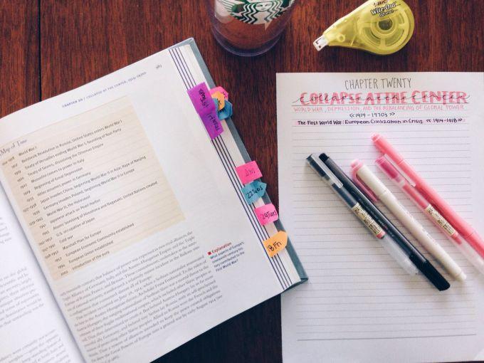 Как планировать свой день, учась в университете