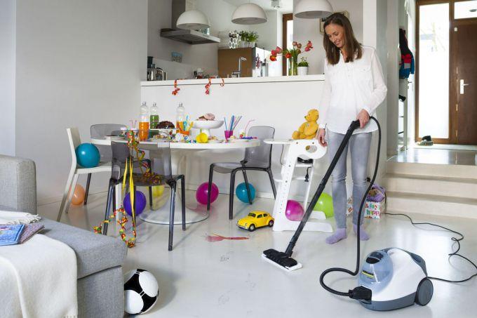 Как быстро и качественно убраться в доме