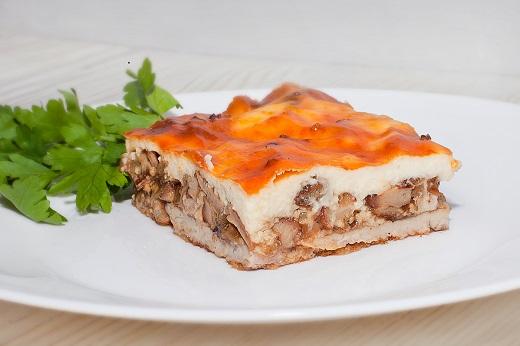 Мясо по-французски с соусом рецепт