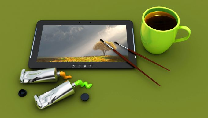 Топ-5 приложений для рисования на Android