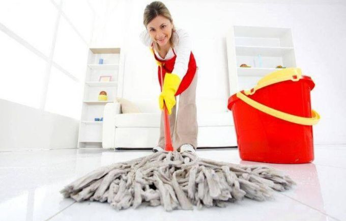 Как бороться с пылью в доме?